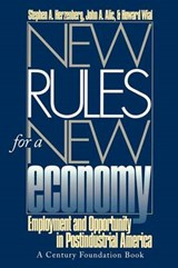 New Rules for a New Economy | Stephen A. Herzenberg |