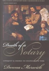 Death of a Notary | Donna Merwick |