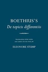 """Boethius's """"de Topicis Differentiis"""""""