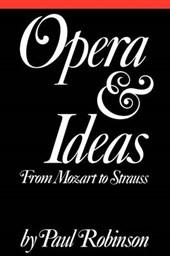 Opera and Ideas