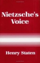 Nietzsche's Voice