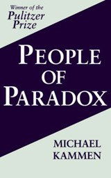 People of Paradox | Michael G. Kammen |