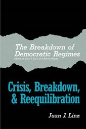 The Breakdown of Democratic Regimes | Linz |