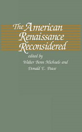The American Renaissance Reconsidered