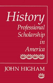History - Professional Scholarship in America