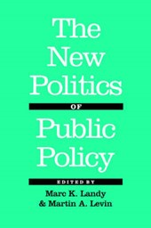 The New Politics of Public Policy