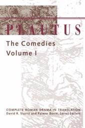 Plautus - the Comedies v.I