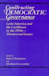 Constructing Democratic Governance V