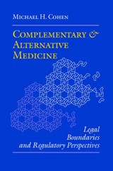 Complementary and Alternative Medicine | Cohen |