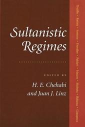 Sultanistic Regimes