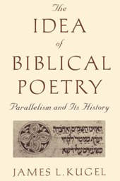 The Idea of Biblical Poetry | Kugel |
