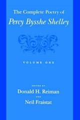 The Complete Poetry of Percy Bysshe Shelley - v.1 | Shelley |