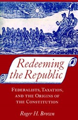 Redeeming the Republic | Brown |