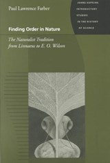 Finding Order in Nature | Farber |