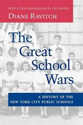 The Great School Wars | Diane Ravitch |