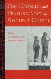 Poet, Public and Performance in Ancient Greece