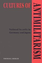 Cultures of Antimilitarism