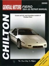 GM Fiero, 1984-88
