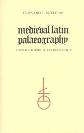 Medieval Latin Paleontography