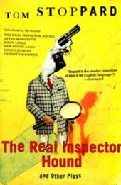 The Real Inspector Hound and Other Plays | Tom Stoppard |