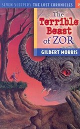 Terrible Beast of Zor | Gilbert L. Morris |