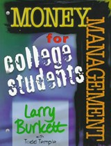 Money Matters Workbook for College Students | Larry Burkett |