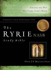 Ryrie Study Bible-NASB | Charles C. Ryrie |