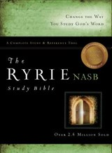 Ryrie Study Bible | Ryrie, Charles C., Ph.D. |
