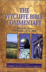 The Wycliffe Bible Commentary | Charles F. Pfeiffer |