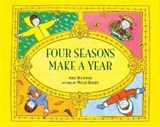 Four Seasons Make a Year | Anne Rockwell |
