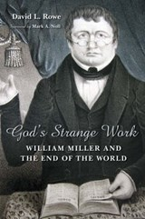 God's Strange Work | David L. Rowe |
