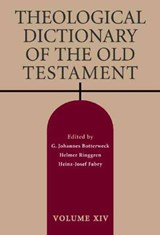 Theological Dictionary of the Old Testament | auteur onbekend |