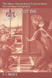 The Book of the Acts | Frederick Fyvie Bruce |