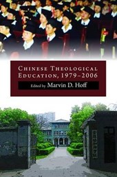 Chinese Theological Education, 1979 to