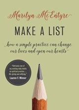 Make a List | Marilyn Mcentyre |