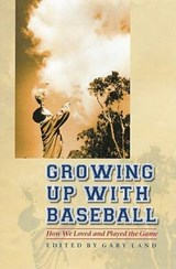 Growing Up with Baseball | auteur onbekend |