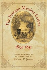 The Pawnee Mission Letters, 1834-1851 | auteur onbekend |