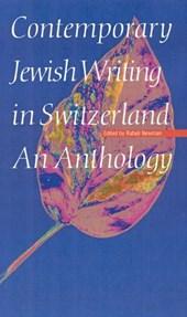 Contemporary Jewish Writing in Switzerland