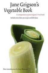 Jane Grigson's Vegetable Book | Grigson, Jane ; Skargon, Yvonne |