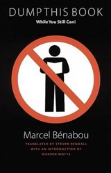 Dump This Book While You Still Can! | Marcel Benabou |