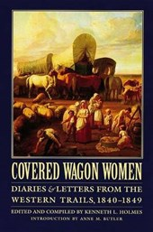 Covered Wagon Women | Kenneth L. Holmes |
