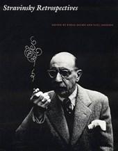 Stravinsky Retrospectives