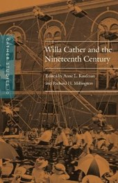 Willa Cather and the Nineteenth Century