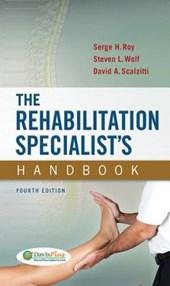 The Rehabilitation Specialist's Handbook 4e