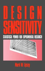 Design Sensitivity | Mark W. Lipsey |