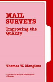 Mail Surveys/Improving the Quality