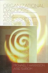 Organizational Diagnosis and Assessment | Harrison, Michael I. ; Shirom, Arie |