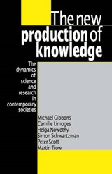 The New Production of Knowledge | Limoges, Camille ; Nowotny, Helga |