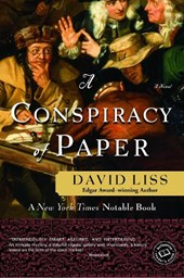 A Conspiracy of Paper | David Liss |