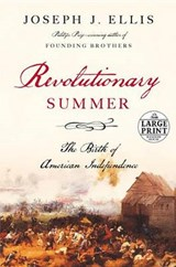 Revolutionary Summer | Joseph J. Ellis |